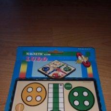 Juegos antiguos: JUEGO MAGNÉTICO «PARCHÍS» . Lote 161646854