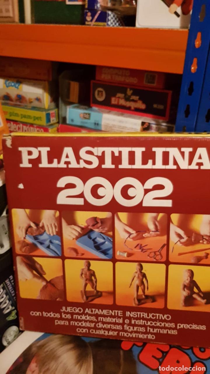 ANTIGUO JUEGO DE PLASTILINA 2002 INSTRUCTIVO CON MOLDES Y MATERIALPP PARA MODELAR (Juguetes - Juegos - Otros)