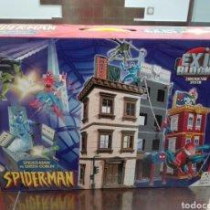 Juegos antiguos: EXIN CASTILLOS ( SPIDERMAN). Lote 162330689