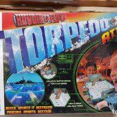 Juegos antiguos: ANTIGUO JUEGO TORPEDO ATTACK DE MB. Lote 162794786
