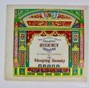 Juegos antiguos: TEATRO TEATRILLO .THE JUVENILE DRAMA POLLOK'S REGENCY TEATRE .SLEEPING BEAURY.AÑOS 70.. Lote 163694214