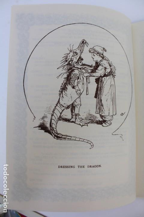 Juegos antiguos: TEATRO TEATRILLO .POLLOCKK LATE RICHARDSONS BOOTH.SAINT GEORGE AND THE DRAGON.AÑO 1971. - Foto 5 - 163702742