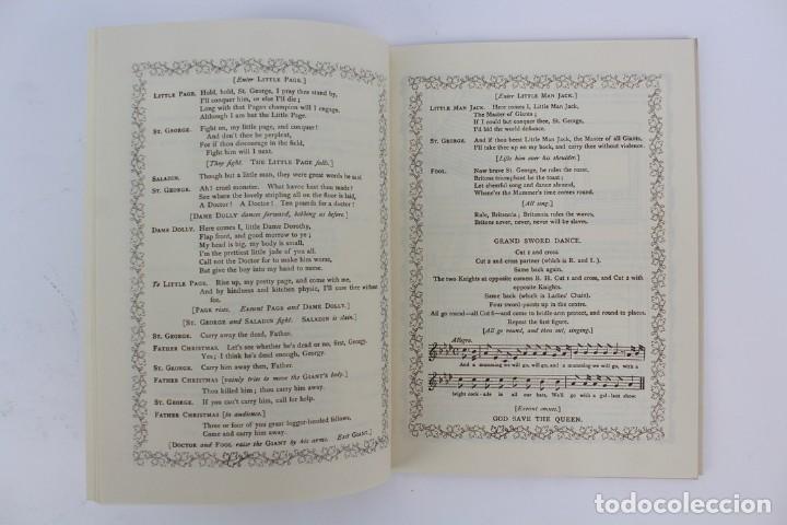 Juegos antiguos: TEATRO TEATRILLO .POLLOCKK LATE RICHARDSONS BOOTH.SAINT GEORGE AND THE DRAGON.AÑO 1971. - Foto 6 - 163702742