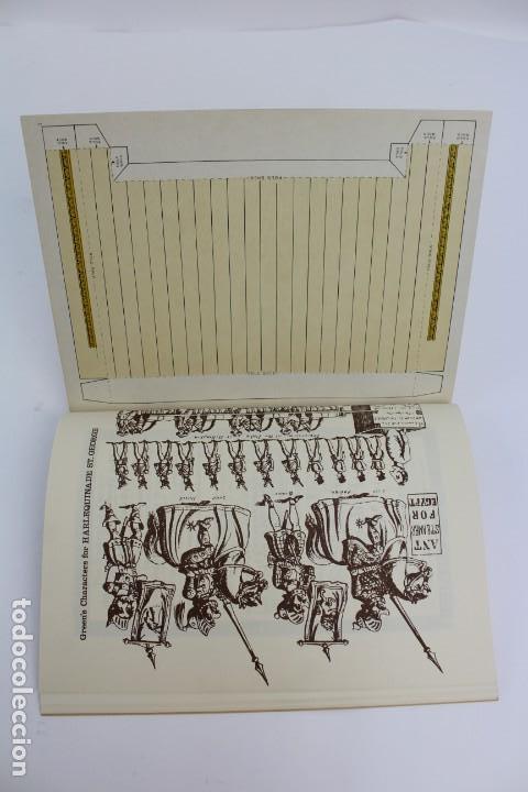 Juegos antiguos: TEATRO TEATRILLO .POLLOCKK LATE RICHARDSONS BOOTH.SAINT GEORGE AND THE DRAGON.AÑO 1971. - Foto 7 - 163702742