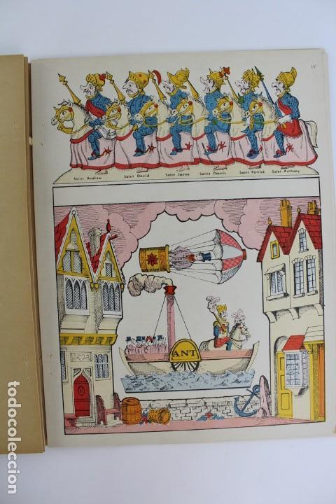 Juegos antiguos: TEATRO TEATRILLO .POLLOCKK LATE RICHARDSONS BOOTH.SAINT GEORGE AND THE DRAGON.AÑO 1971. - Foto 9 - 163702742