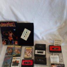Giochi antichi: MSX LOTE 13 JUEGOS CASETE. Lote 163704136