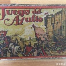 Juegos antiguos: ANTIGUO JUEGO MILITAR: JUEGO DEL ASALTO - ENRIQUE BORRAS Y CIA - GCH. Lote 165473330