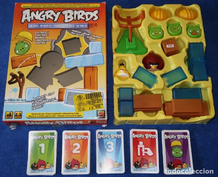 Juegos antiguos: Angry Birds - Foto 2 - 213763412