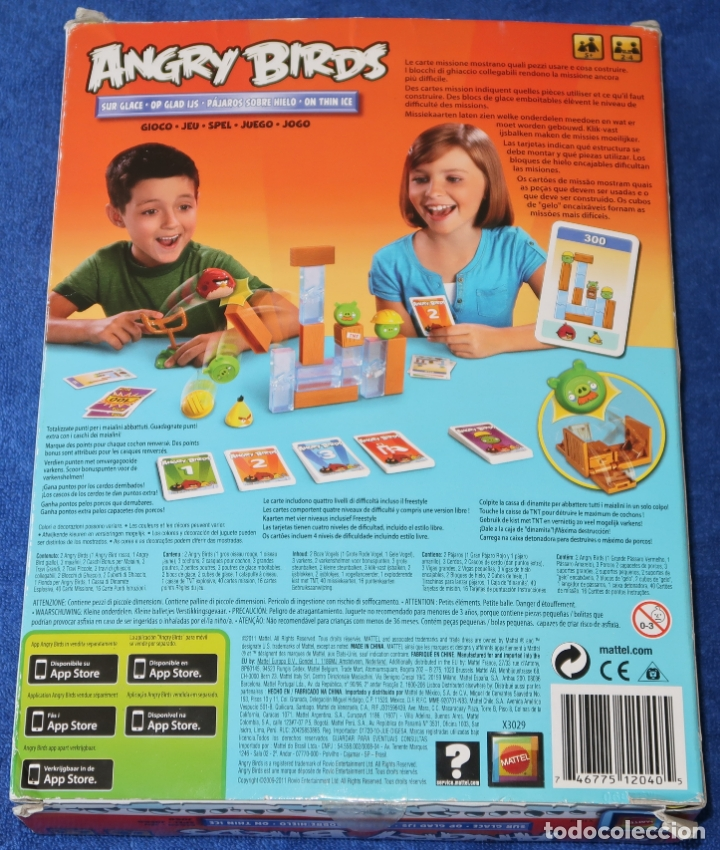 Juegos antiguos: Angry Birds - Foto 3 - 213763412