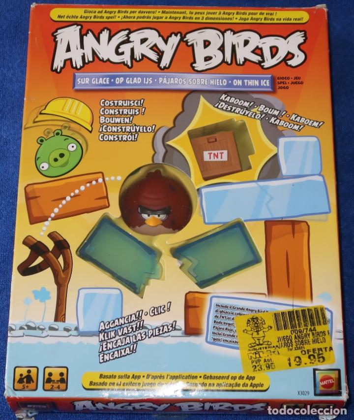 ANGRY BIRDS (Juguetes - Juegos - Otros)