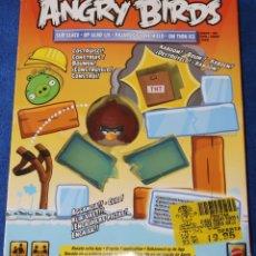Juegos antiguos: ANGRY BIRDS. Lote 213763412