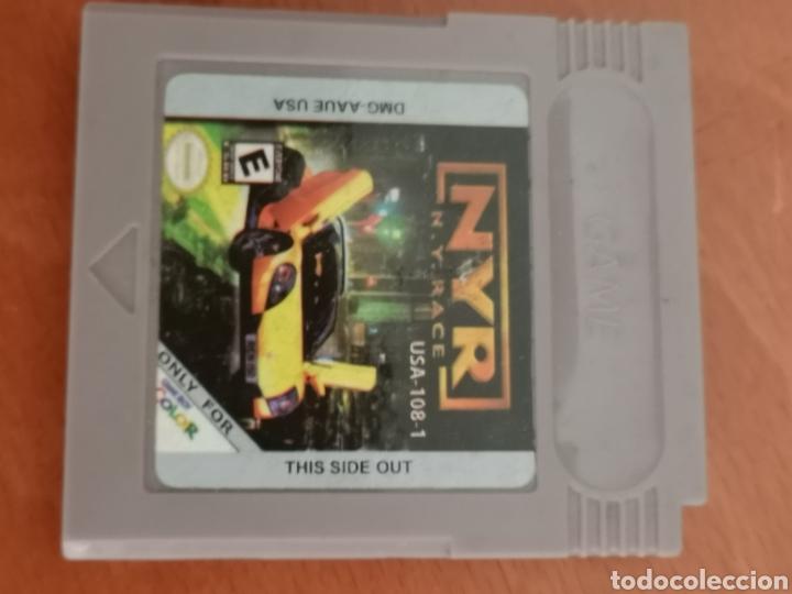 Juego Nintendo N Y R Advance color
