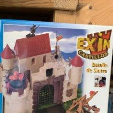 Juegos antiguos: EXIN CASTILLOS BATALLA DE SINTRA. Lote 167305709