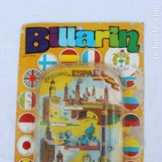 Juegos antiguos: BILLARIN RECUERDO DE ESPAÑA, DE PIQUE, IBI, RFE 161 AÑOS 70. Lote 167619180