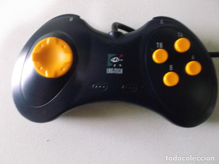 Juegos antiguos: Mando PC Logitech Thunderpad G-YA ARC2 - Foto 5 - 168091352
