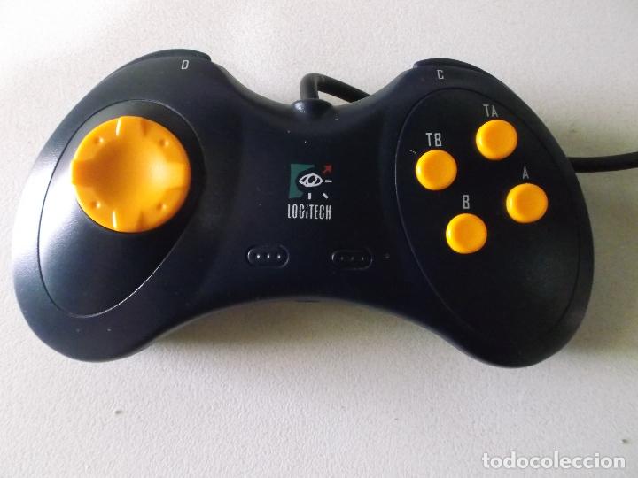 MANDO PC LOGITECH THUNDERPAD G-YA ARC2 (Juguetes - Juegos - Otros)