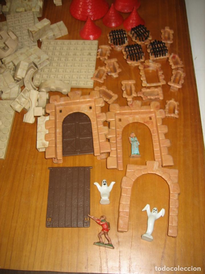 Juegos antiguos: Antiguo Exin castillos - Foto 3 - 168314628