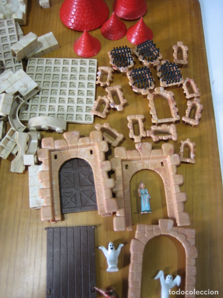 Juegos antiguos: Antiguo Exin castillos - Foto 6 - 168314628