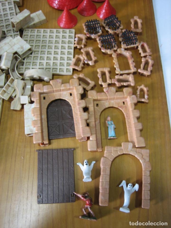 Juegos antiguos: Antiguo Exin castillos - Foto 7 - 168314628