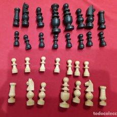 Juegos antiguos: AJEDREZ BOJ INCOMPLETO PARA RECAMBIO.. Lote 168856984
