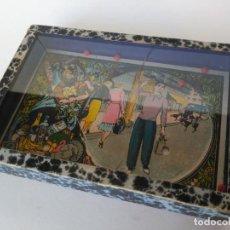 Juegos antiguos: ANTIGUO JUEGO DE HABILIDAD AÑOS 50, FABRICACIÓN ESPAÑOLA. Lote 169013004