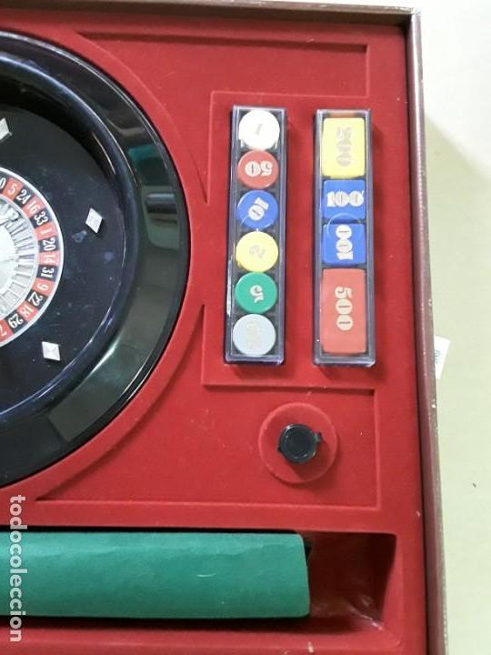 Juegos antiguos: Juego de ruleta antiguo,geyper,ref 767,completo - Foto 6 - 169731576
