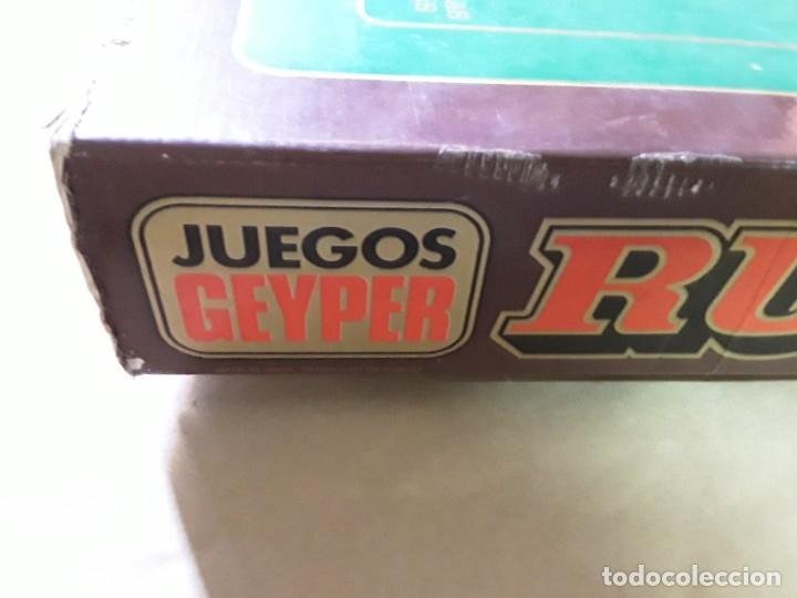 Juegos antiguos: Juego de ruleta antiguo,geyper,ref 767,completo - Foto 11 - 169731576