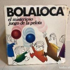 Juegos antiguos: BOLA LOCA AÑOS 70. Lote 170110980
