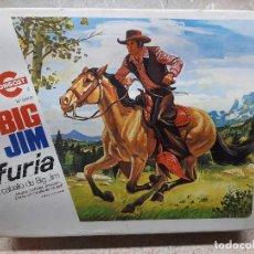 Juegos antiguos: CONGOST : BIG JIM REF. 9400 CABALLO FURIA EN CAJA ORIGINAL ( PERFECTO ). Lote 170322124