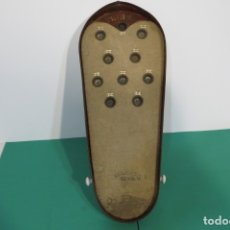 Juegos antiguos: ANTIGUO JUEGO MESA CULBUTO DEPOSE - FRANCIA - 1900 A 1910. Lote 172346129