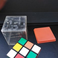 Juegos antiguos: CUBO RUBIK ANTIGUO. Lote 173445657