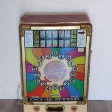 Juegos antiguos: ANTIGUA RULETA DE LA SUERTE AÑOS 50 VINTAGE. Lote 173523287