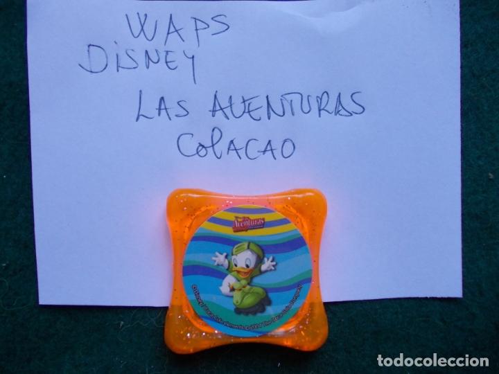 WAPS DISNEY LAS AVENTURAS COCACOLA (Juguetes - Juegos - Otros)