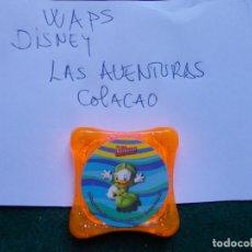 Juegos antiguos: WAPS DISNEY LAS AVENTURAS COCACOLA. Lote 174223039