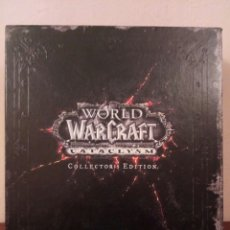Giochi antichi: WORLD OF WARCRAFT CATACLYSM (COLLECTOR S EDITION). Lote 174516369