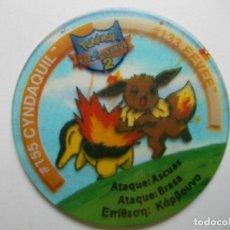Giochi antichi: TAZO POKEMON NINTENDO LEAGUE 2. Lote 231115635
