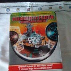 Juegos antiguos: 33-JUEGO HUNDIR LA FLOTA , DE MB. Lote 175328029