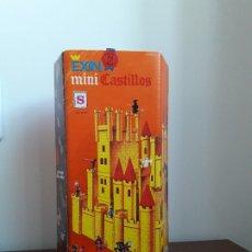 Juegos antiguos: EXIN CASTILLOS NARANJA S. Lote 175584653