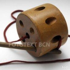 Juegos antiguos: JUGUETE DE MADERA DESTREZA Y ANTISTRESS. Lote 175811465