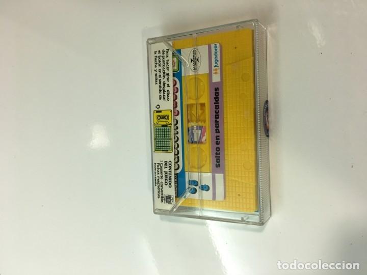 Juegos antiguos: Cassete Juego magnetico ,Salto en paracidas, CJ-3 Chicos,cinta,feber - Foto 5 - 176608487