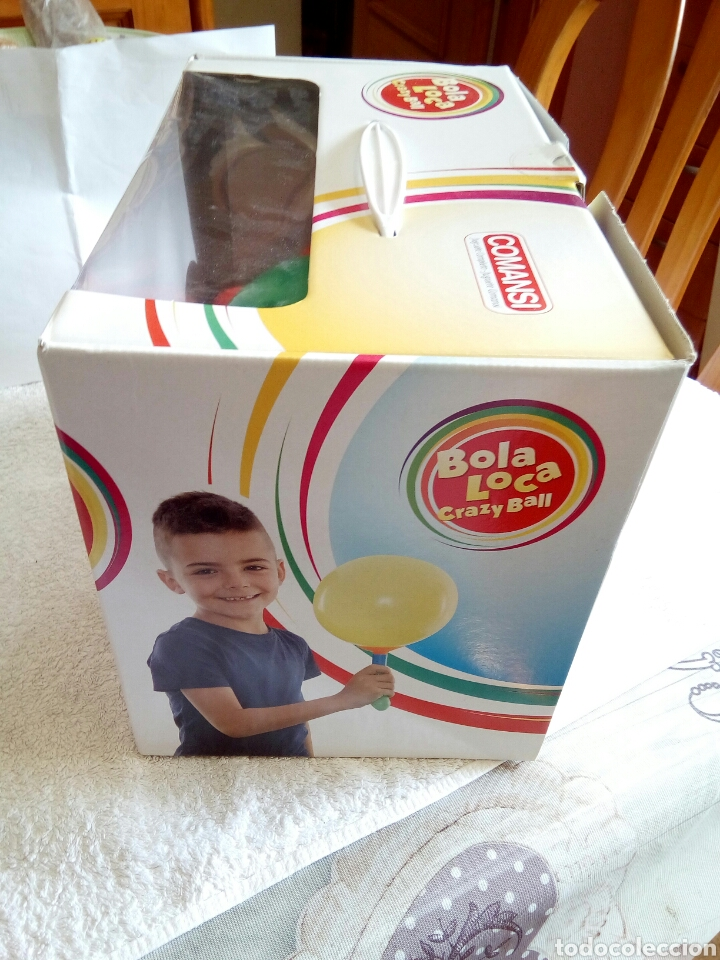 Juegos antiguos: BOLA LOCA COMANSI - Foto 5 - 176748412