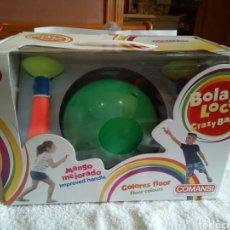 Juegos antiguos: BOLA LOCA COMANSI. Lote 176748412
