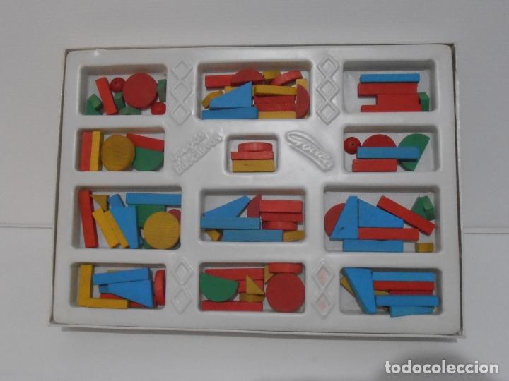 Juegos antiguos: JUEGO DE LAS 1000 FIGURAS, JUEGOS EDUCATIVOS GOULA, AÑOS 70 - Foto 3 - 176991669