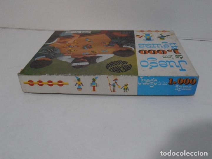 Juegos antiguos: JUEGO DE LAS 1000 FIGURAS, JUEGOS EDUCATIVOS GOULA, AÑOS 70 - Foto 7 - 176991669