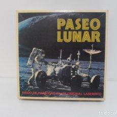 Juegos antiguos: PASEO LUNAR, JUEGO DE HABILIDAD DE LABERINTO, PERMA, REF 3020, MADE IN SPAIN, AÑOS 70. Lote 176992063