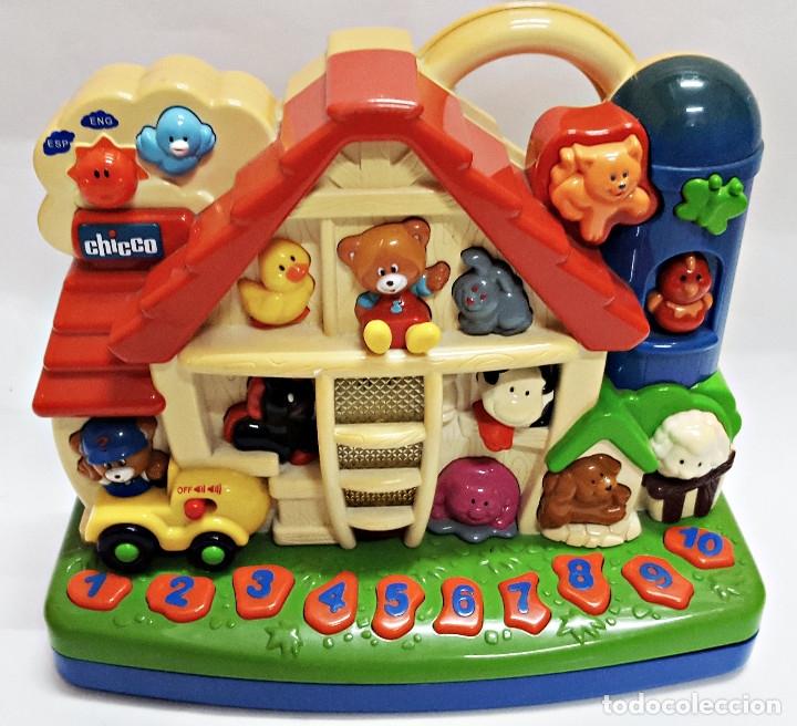 Juegos antiguos: Juego infantil. CHICCO. - Foto 3 - 177514018