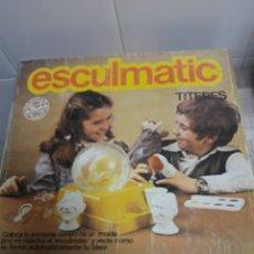 Juegos antiguos: JUEGO DE MESA ESCULMATIC. Lote 177839452