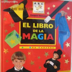 Juegos antiguos: EL LIBRO DE MAGIA - PANINI/FLEURUS 2001.. Lote 177843570