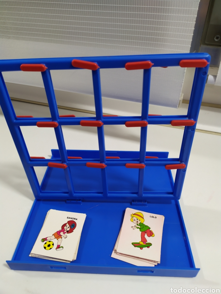 Juegos antiguos: Cual es cual.? JUEGO DE ADIVINAR , AÑOS 70- FALOMIR - Foto 2 - 179052227