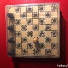 Juegos antiguos: RARO JUEGO DE MADERA ANTIGUO. Lote 179060945